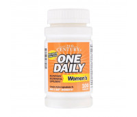 21 Century One Daily Multivitamin for Womens