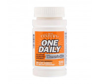 21st Century One Daily Multivitamin for Womens 50+