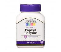 21 Century Papaya Enzyme