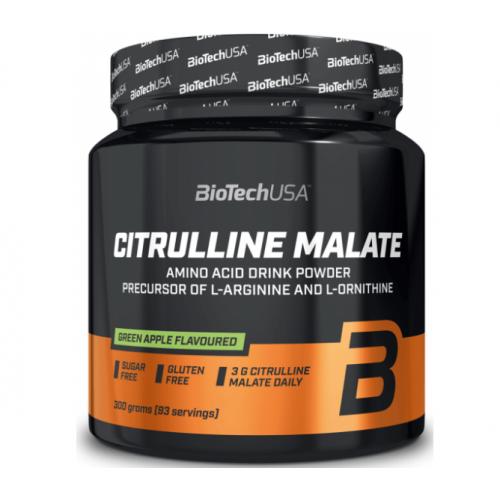 Фото Biotech Сitrulline Malate 300 грамм