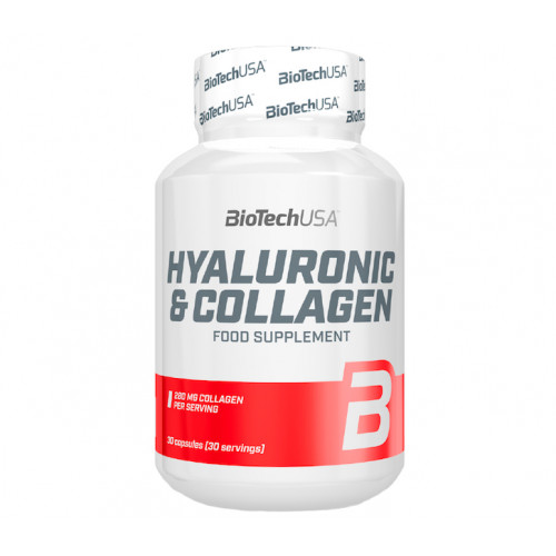 Фото BioTech Natural Hyaluronic&Collagen