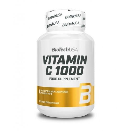 Фото BioTech Vitamin C 1000