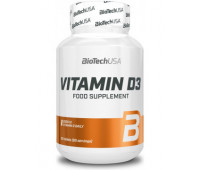 Biotech Vitamin D3
