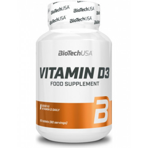 Фото Biotech USA Vitamin D3