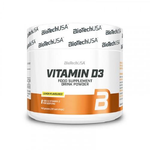 Фото Biotech USA Vitamin D3 Powder