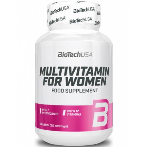 Фото BioTech USA Multivitamin for Women