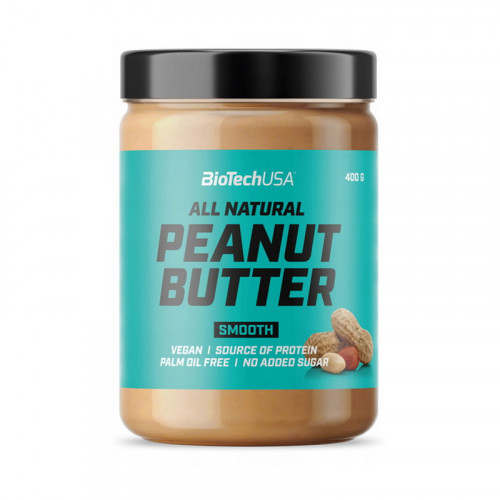 Фото BioTech All Natural Peanut Butter