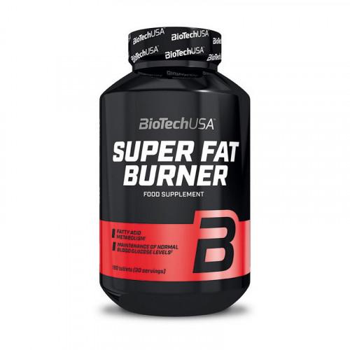 Фото BioTech Super Fat Burner