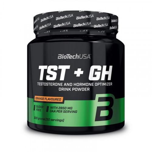 Фото BioTech USA TST + GH 300 грамм