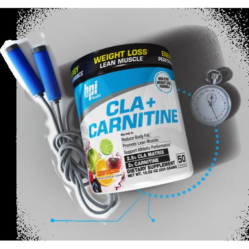 Фото BPI Sports CLA + Carnitine