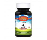 Carlson Labs Vitamin A 7500 mcg