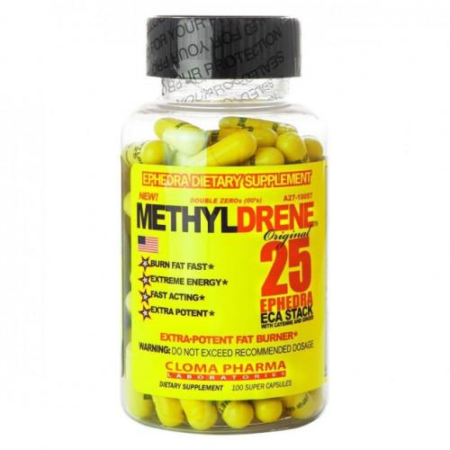 Фото Метилдрен (Methyldrene 25)