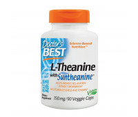 Doctors Best L-Theanine 150 mg