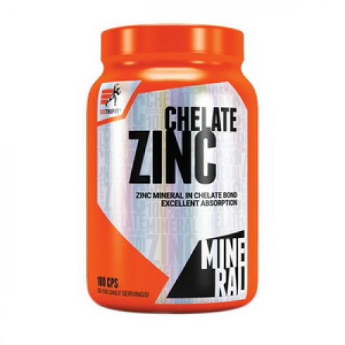 Фото Extrifit Zinc Chelate 100 капсул