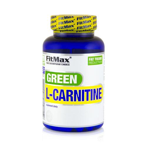 Фото FitMax Green L Carnitine, Карнитин с зелёным чаем