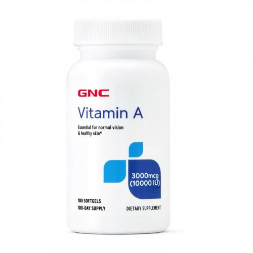 Фото GNC Vitamin A 10.000, витамины