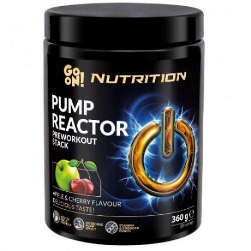 Фото GoOn Nutrition Pump Reactor 360 грамм
