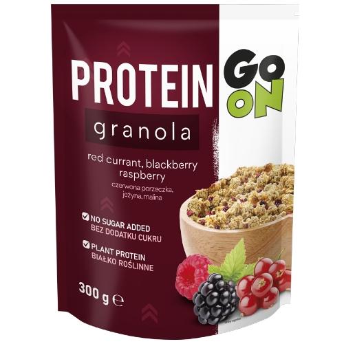 Фото Go On Nutrition Protein Granola 300 грамм