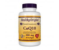 Healthy Origins CoQ10 200 mg