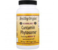 Healthy Origins Curcumin Phytosome 500 mg