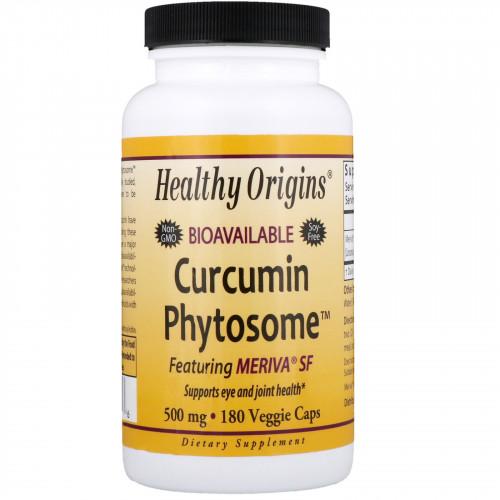 Фото Healthy Origins Curcumin Phytosome 500 mg