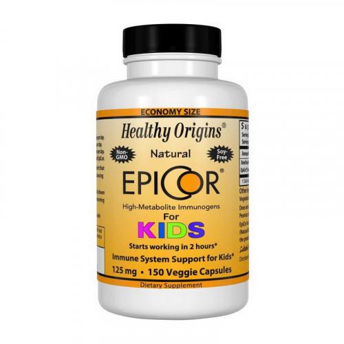 Фото Healthy Origins Epicor for Kids 125 mg