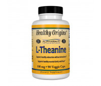 Healthy Origins L-Theanine 100 mg