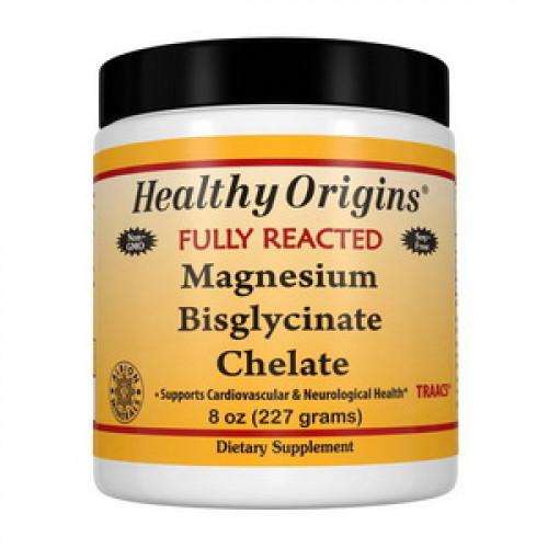 Фото Healthy Origins Magnesium Bisglycinate Chelate 227 грамм