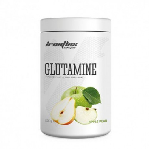 Фото Ironflex Glutamine, глютамин 500 грамм