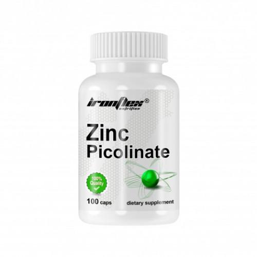 Фото Ironflex Zinc Picolinate 100 таблеток