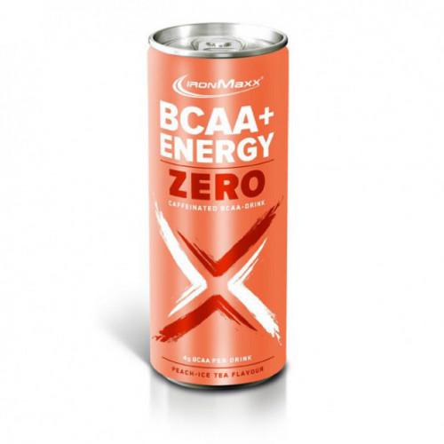 Фото Ironmaxx BCAA+Energy Zero