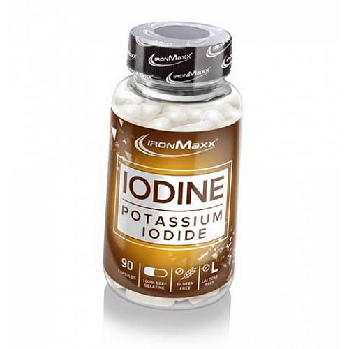 Фото Ironmaxx Iodine Potassium 90 капсул