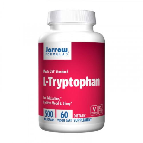 Фото Jarrow Formulas L-Tryptophan 60 капсул