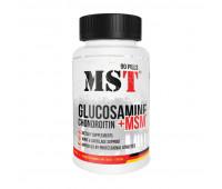 MST Glucosamine Chondroitin MSM Pills