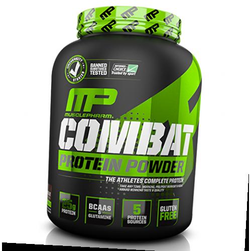 Фото Muscle Pharm Combat Protein Powder