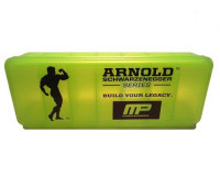 Muscle Pharm Arnold Pill Box