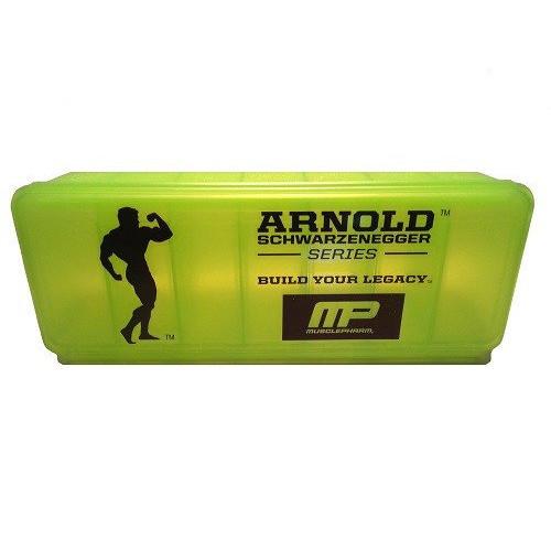 Фото Muscle Pharm Arnold Pill Box