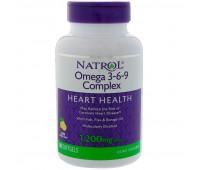 Natrol Omega 3 6 9 Complex