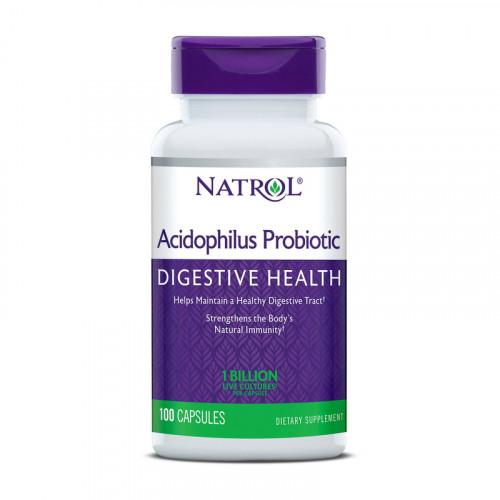 Фото Natrol Acidophilus Probiotic 1 Billion