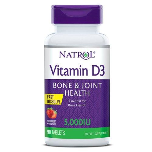 Фото Natrol Vitamin D3 5000 МЕ