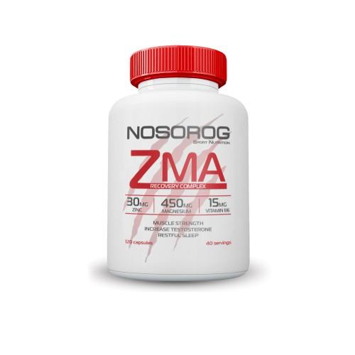 Фото Nosorog ZMA 120 капсул
