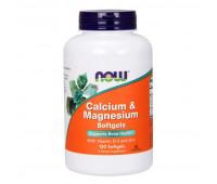 NOW Calcium Magnesium D3 Zinc