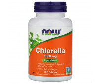 NOW Chlorella 1000 mg