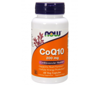 NOW CoQ10 200 мг
