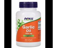 NOW Garlic Oil 1500