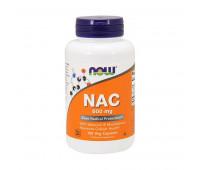 NOW NAC 600 mg