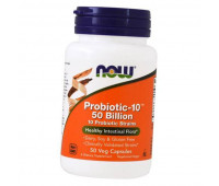 NOW Probiotic 10 50 Billion