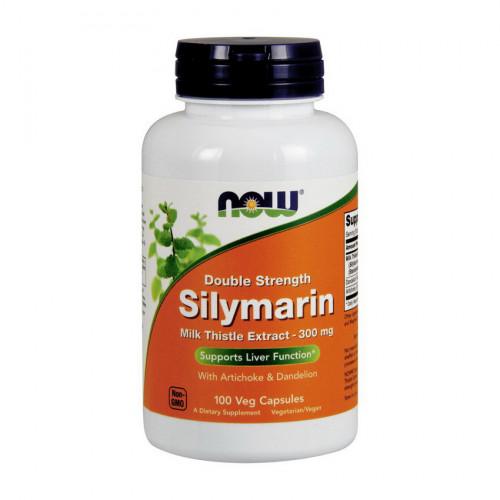 Фото NOW Silymarin Milk Thistle Extract 300 mg