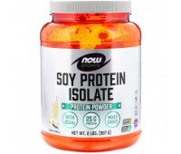 NOW Soy Protein Isolate