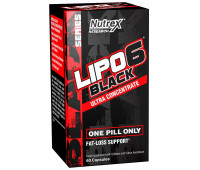 Lipo 6 Black Ultra Concentrated